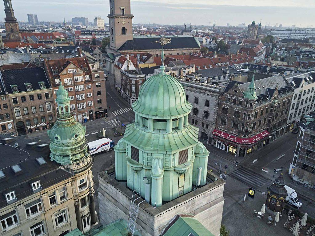 En del af Domhuset København