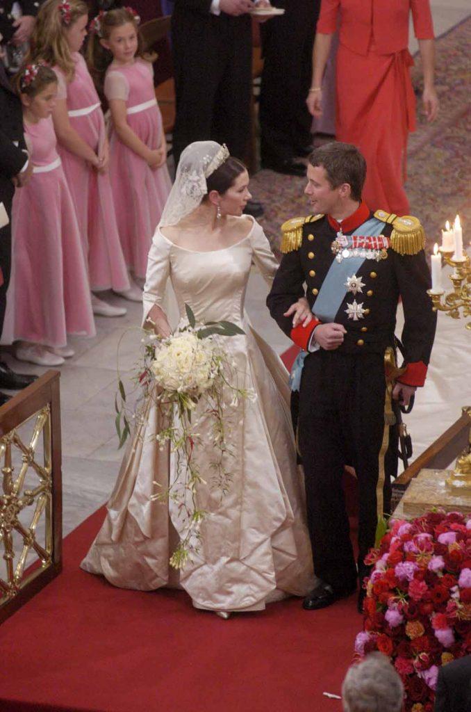 Kronprins Frederik og Marys bryllup 2004