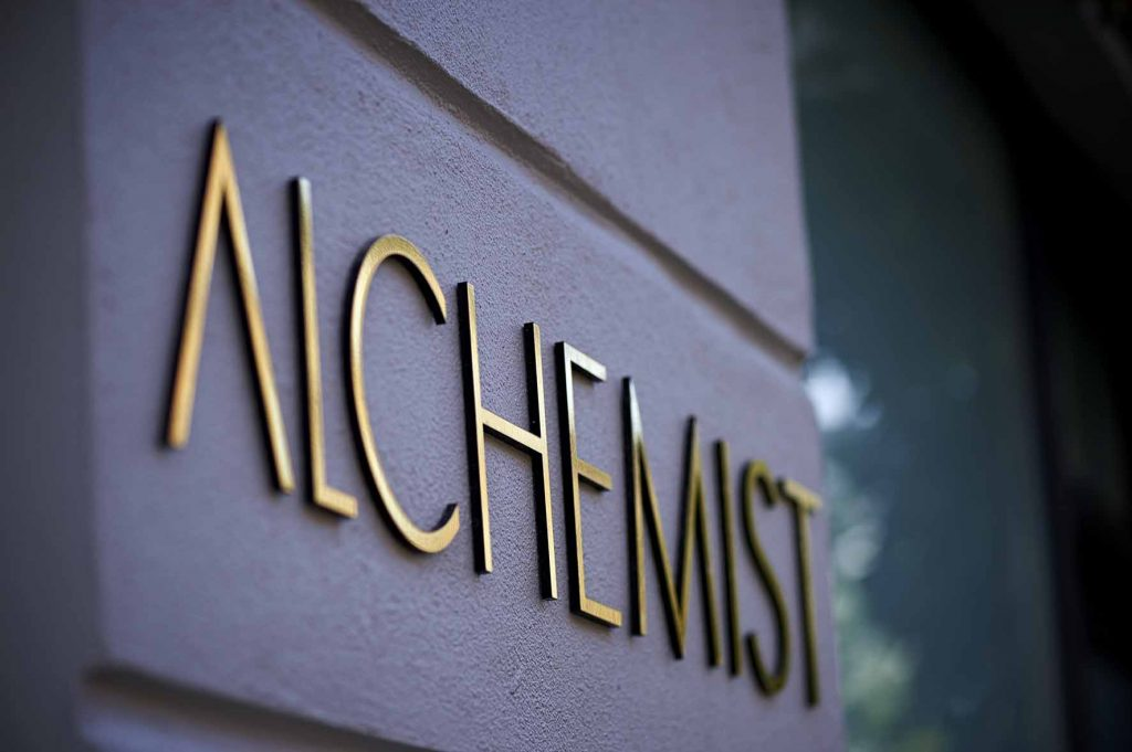 Alchemisten og Rasmus Munk