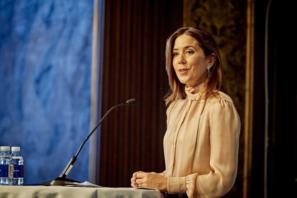 HKH Kronprinsessen på Børsen overrækker priser