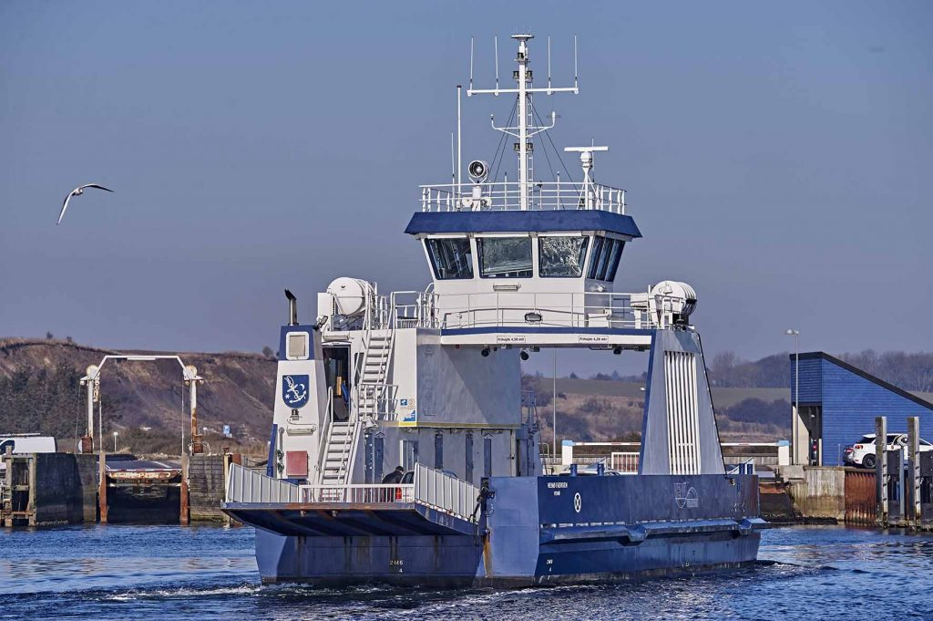 Venø Færgen