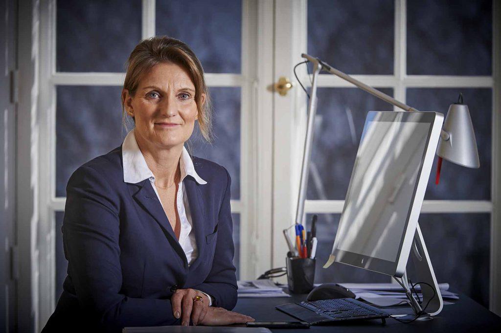 Lene Lund Hansen Kommunikationsdirektør i Apotekerforeningen