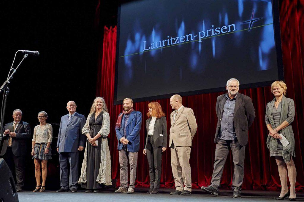 Lauritzen prisen 2017