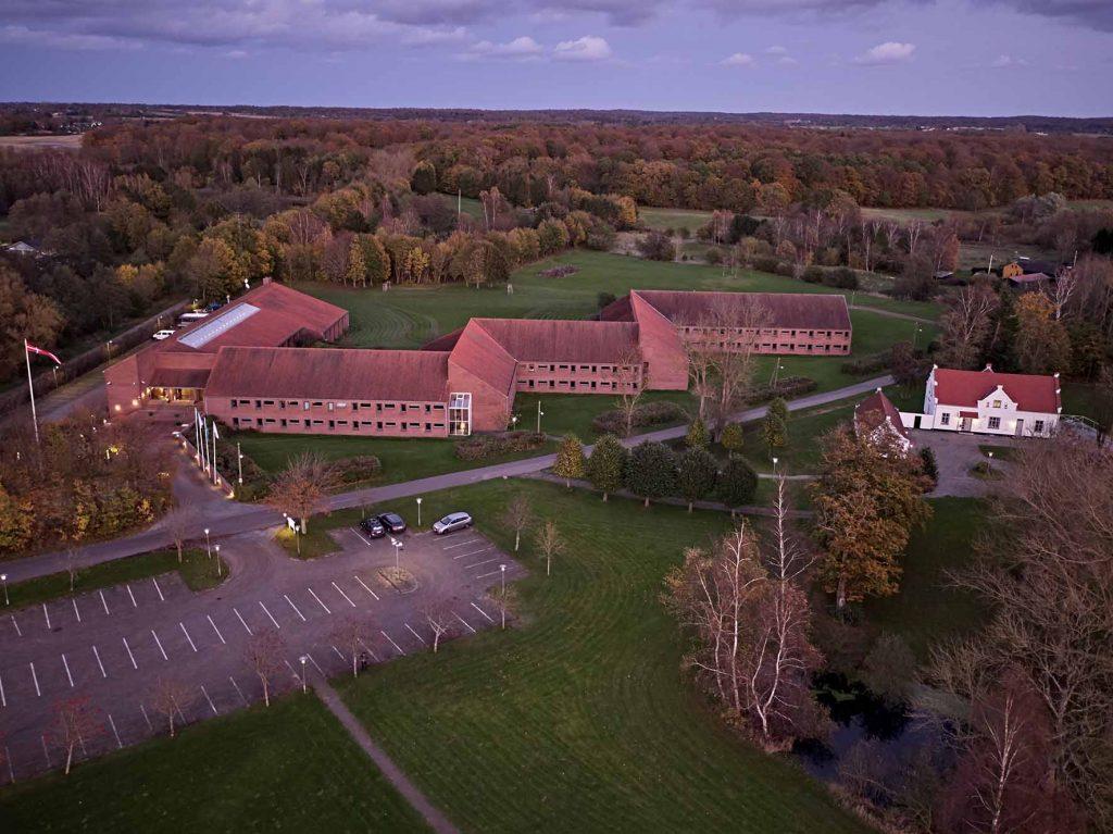 Bymosehegn Kursus og Hotel
