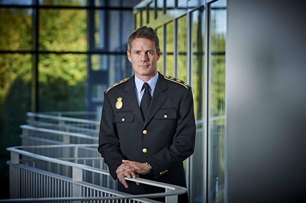 Nordsjællands Politidirektør Jens-Christian Bülow