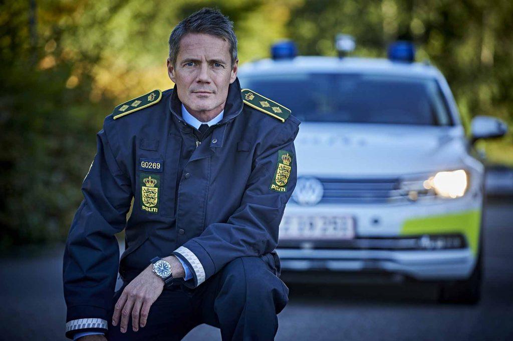 Nordsjællands Politi Politidirektør Jens-Christian Bülow