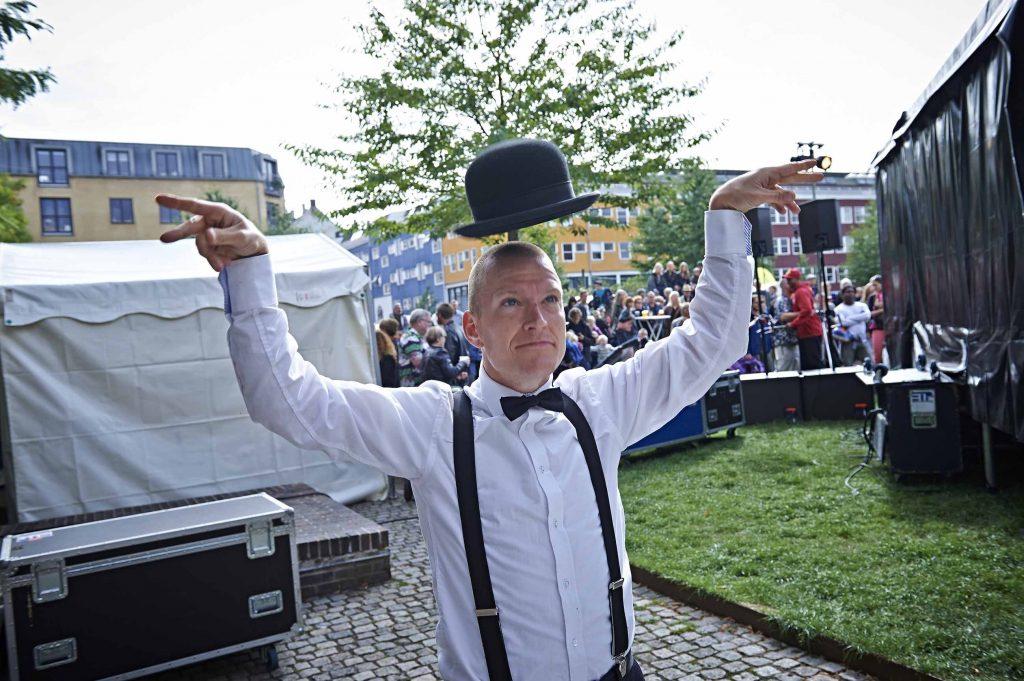 Lokal festival på Vesterbro