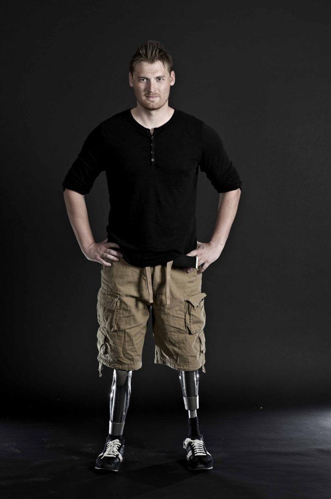 Christian Richardsson Soldat Veteran