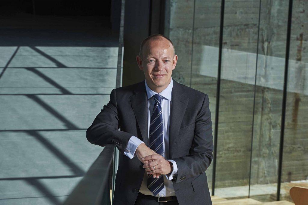 CEO Jan Rindbo