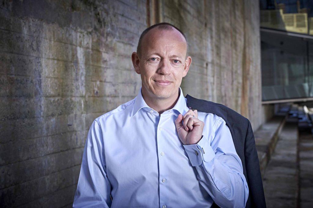 CEO Jan Rindbo Norden