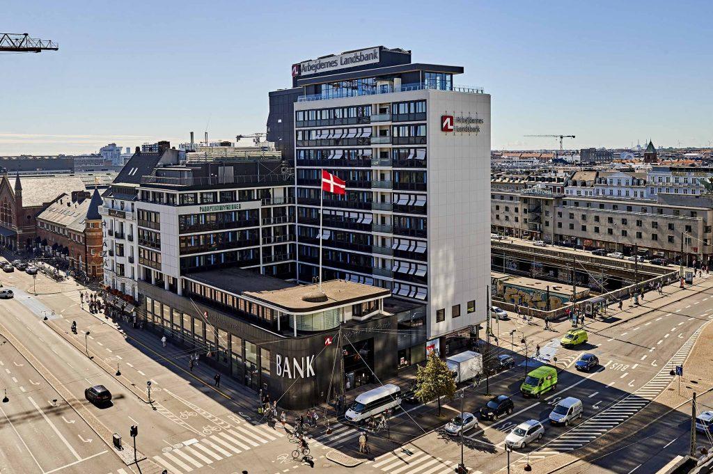 Panoptikon bygningen København