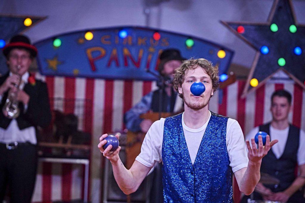 Pletskud Cirkus Panik