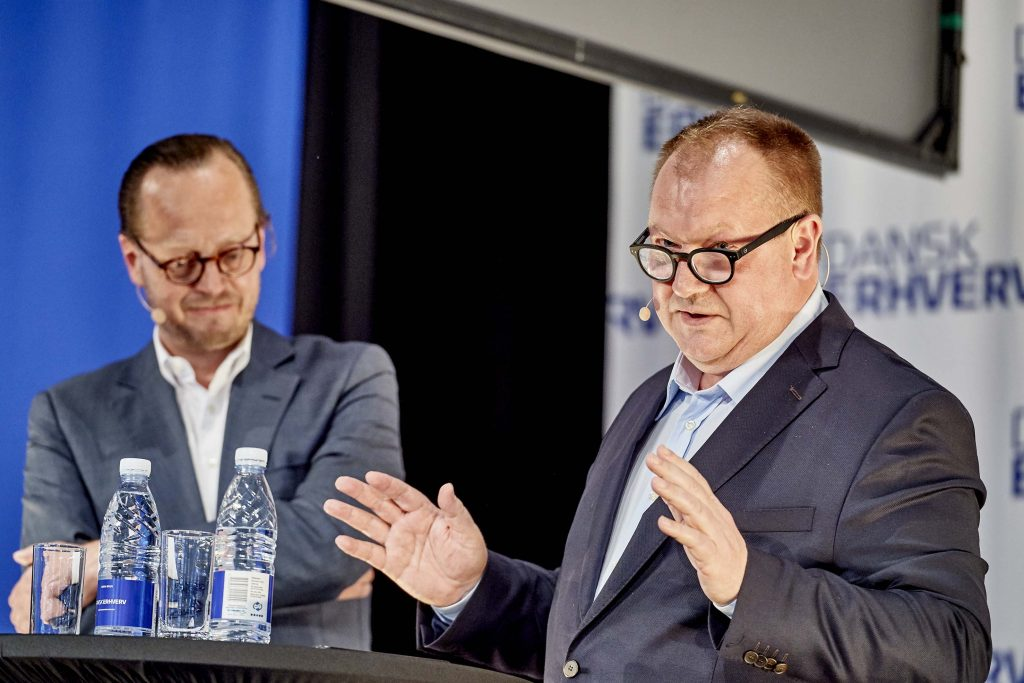 Dansk Erhvervs Årsdag 2018