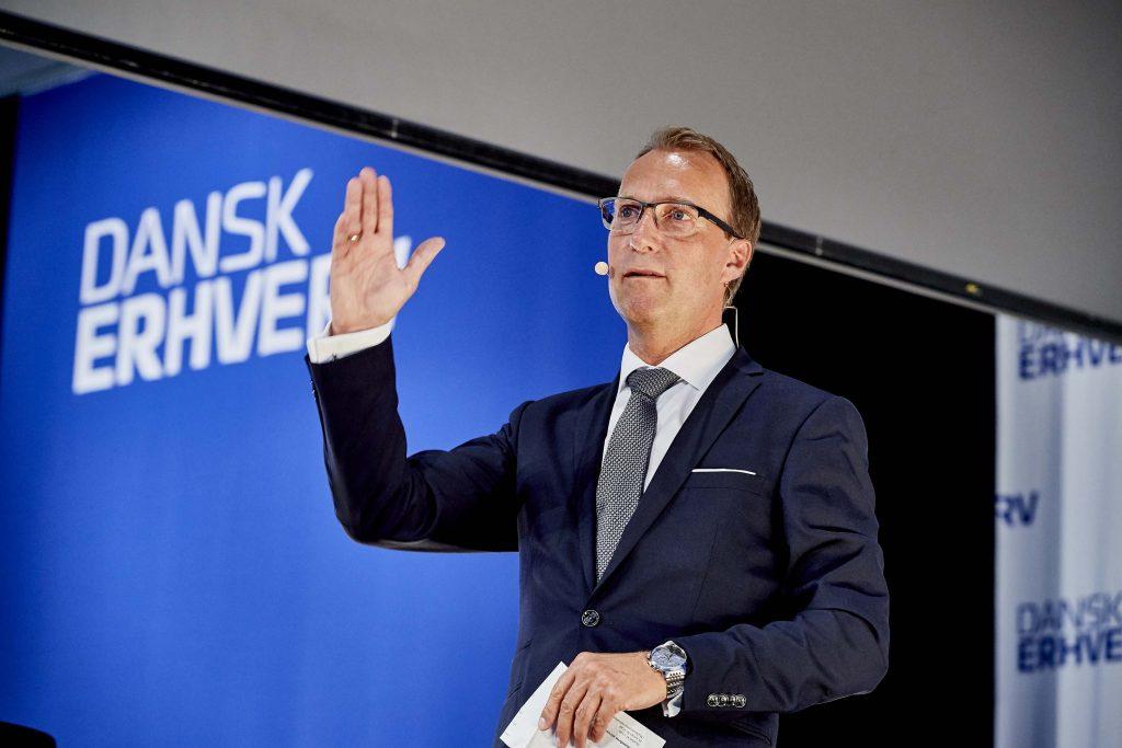 Jens Mathiesen Dansk Erhvervs Årsdag 2018