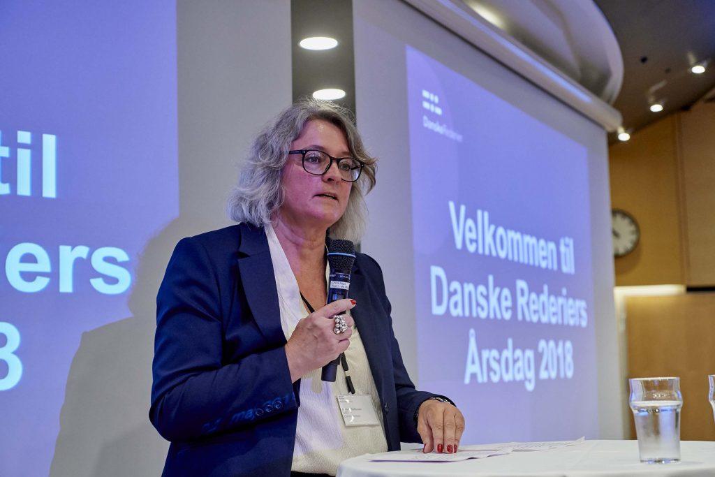 CEO Anne Steffensen Danske Rederier