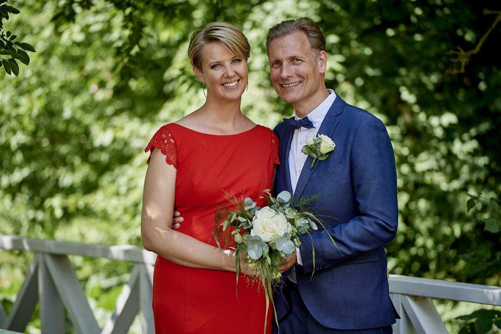 Rikke og Peters bryllup