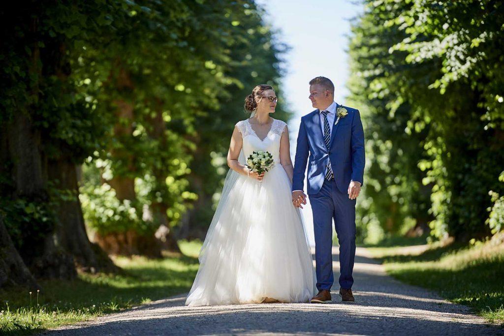 Charlotte og Carstens bryllup