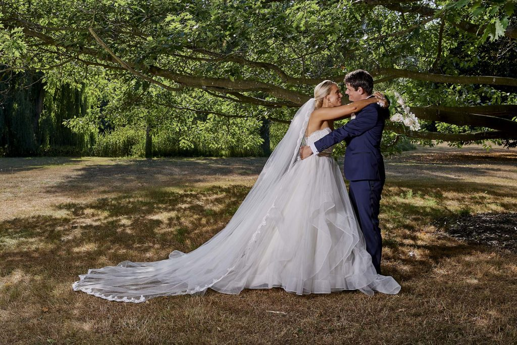 Christina og Mads bryllup