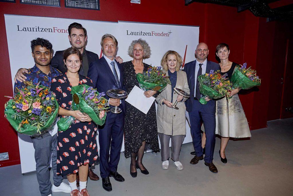 Lauritzen-prisen 2018