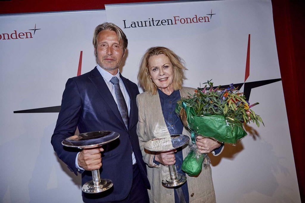 Mads Mikkelsen Inge Sofie Skovbo Lauritzen-prisen 2018