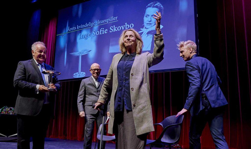 Inge Sofie Skovbo Lauritzen-prisen 2018
