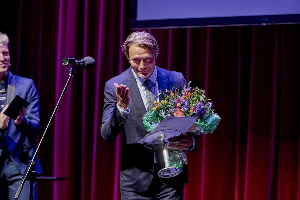 Mads Mikkelsen Lauritzen-prisen 2018
