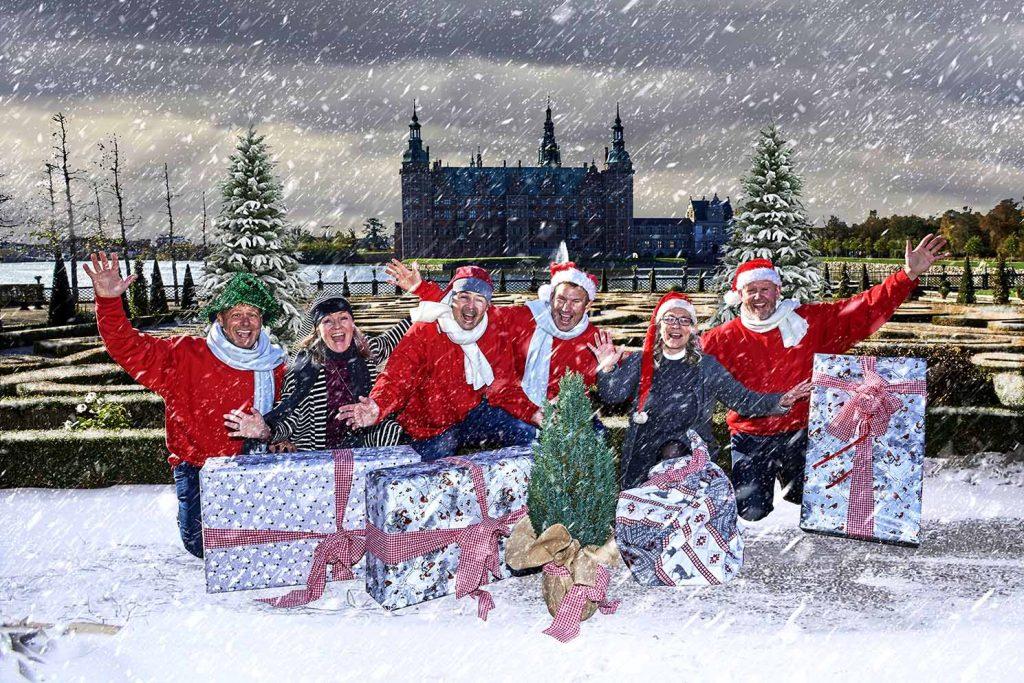 Julekort til Nordic Polymers 2018