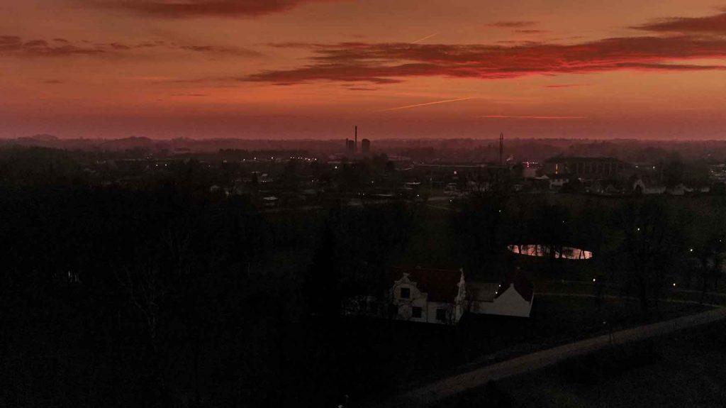 Helsinge Dronefoto