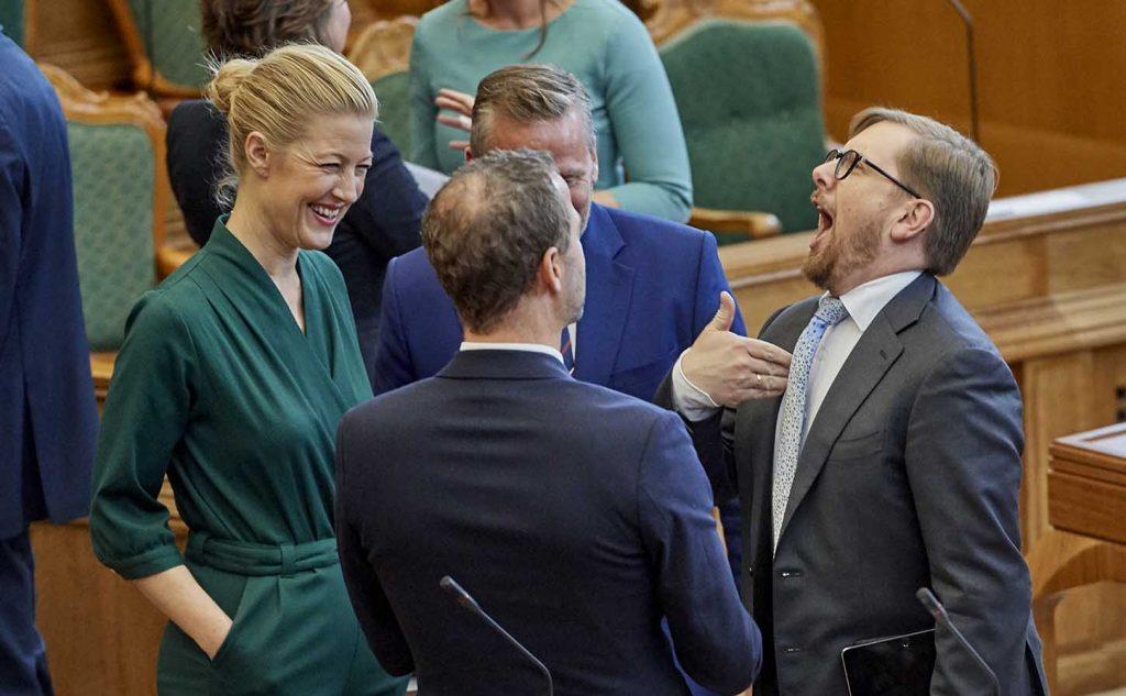 Folketingets Åbning 2018