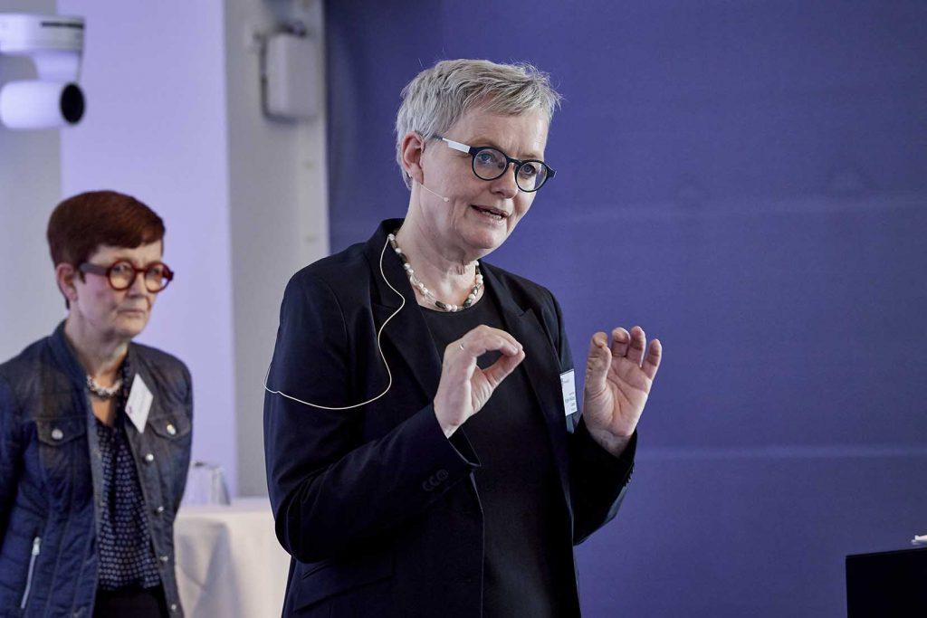 Birgitte Stoklund Larsen Generalsekretær Bibelselskabet