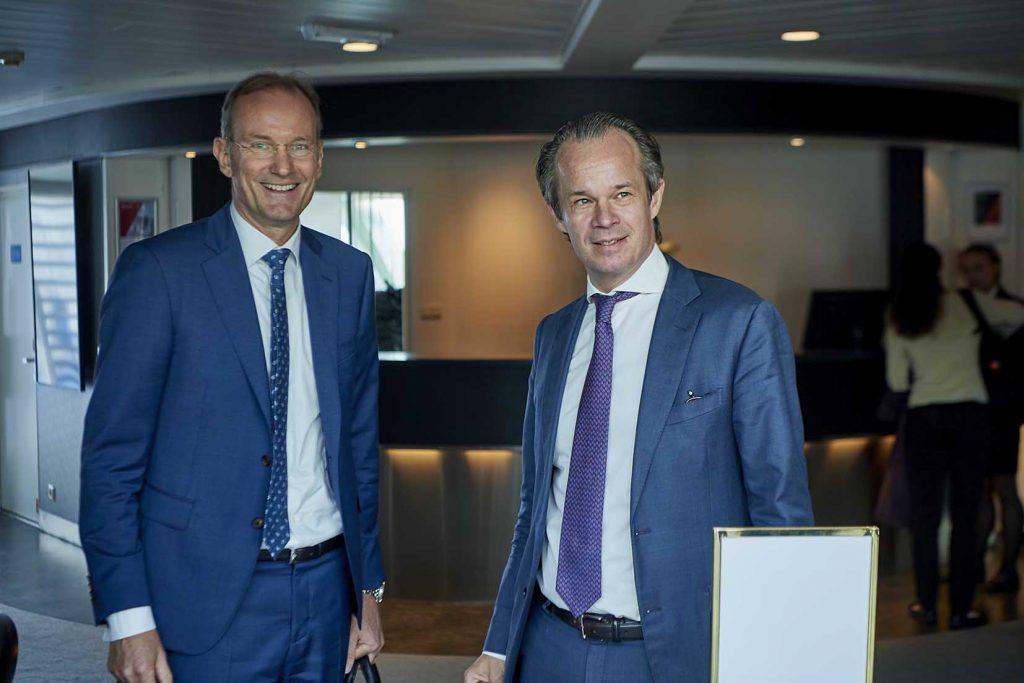 Niels Smedegaard og Jacob Meldgaard Danske Rederier