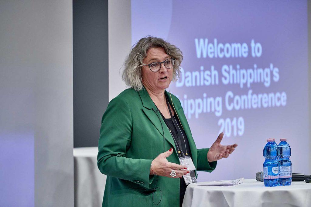 Anne Steffensen Danske Rederier