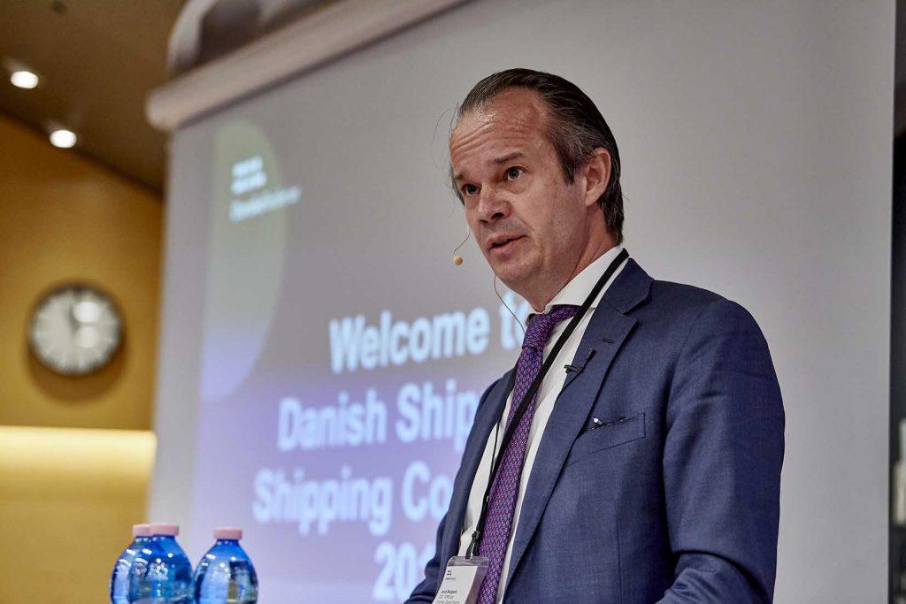 Jacob Meldgaard ny formand Danske Rederier