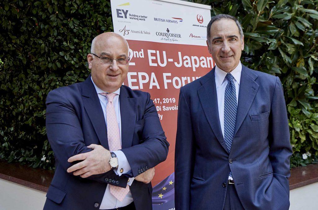 EU Japan konference Milano