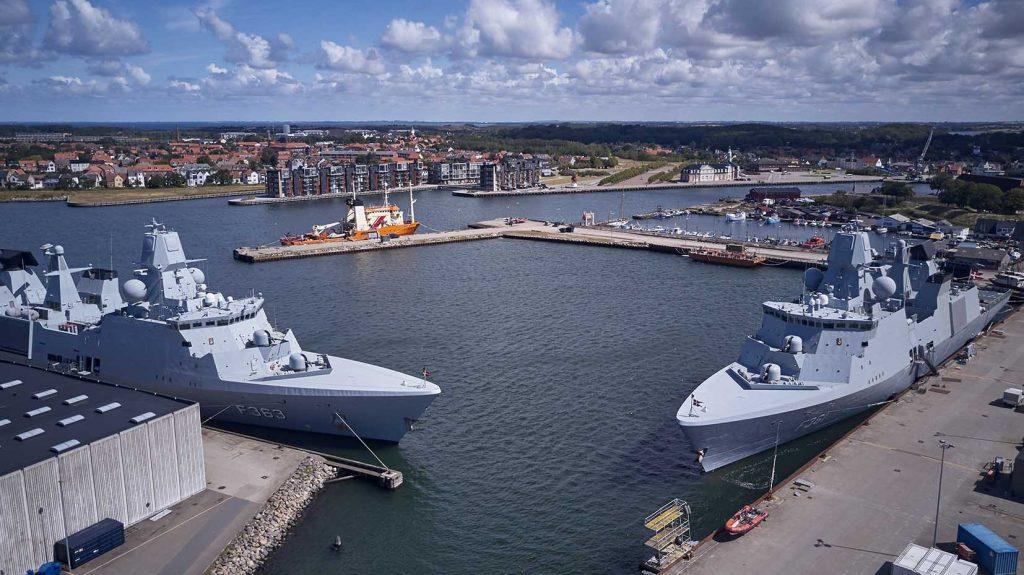 Dronefotograf Carsten Lundager Korsør
