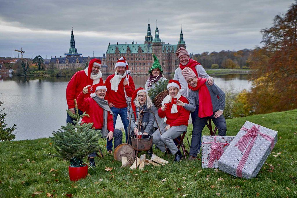 Jul i Hillerød