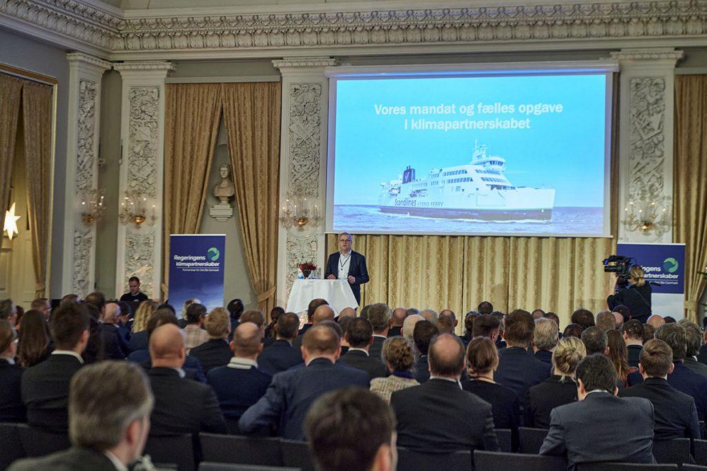 Søren Schou CEO A.P.Møller- Mærsk Klimapartnerskabet