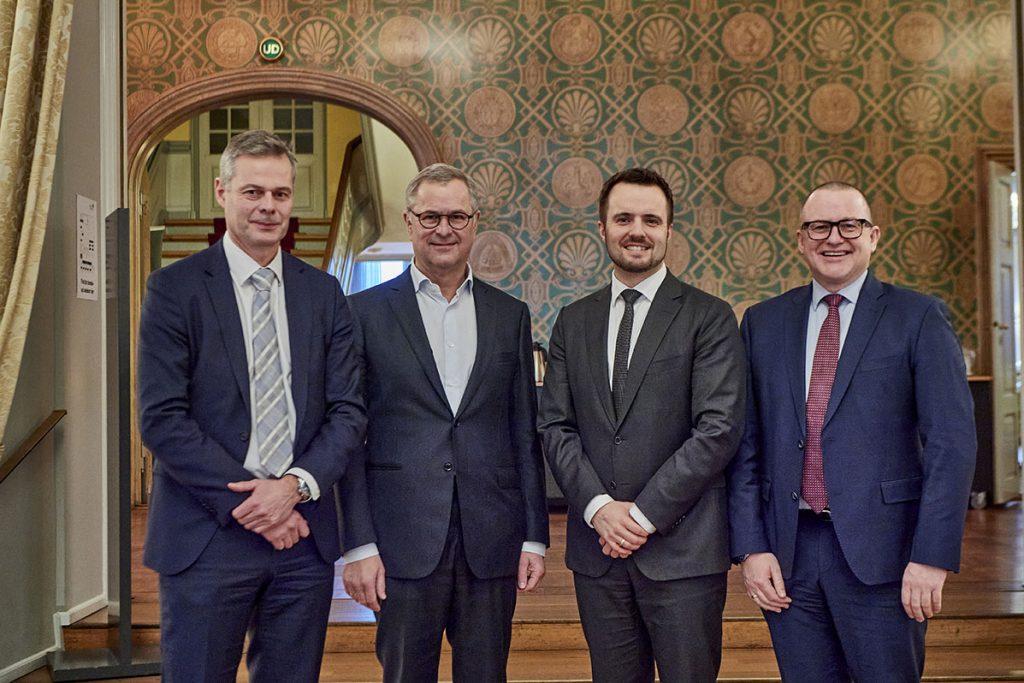 Regeringens Klimapartnerskaber Det Blå Danmark
