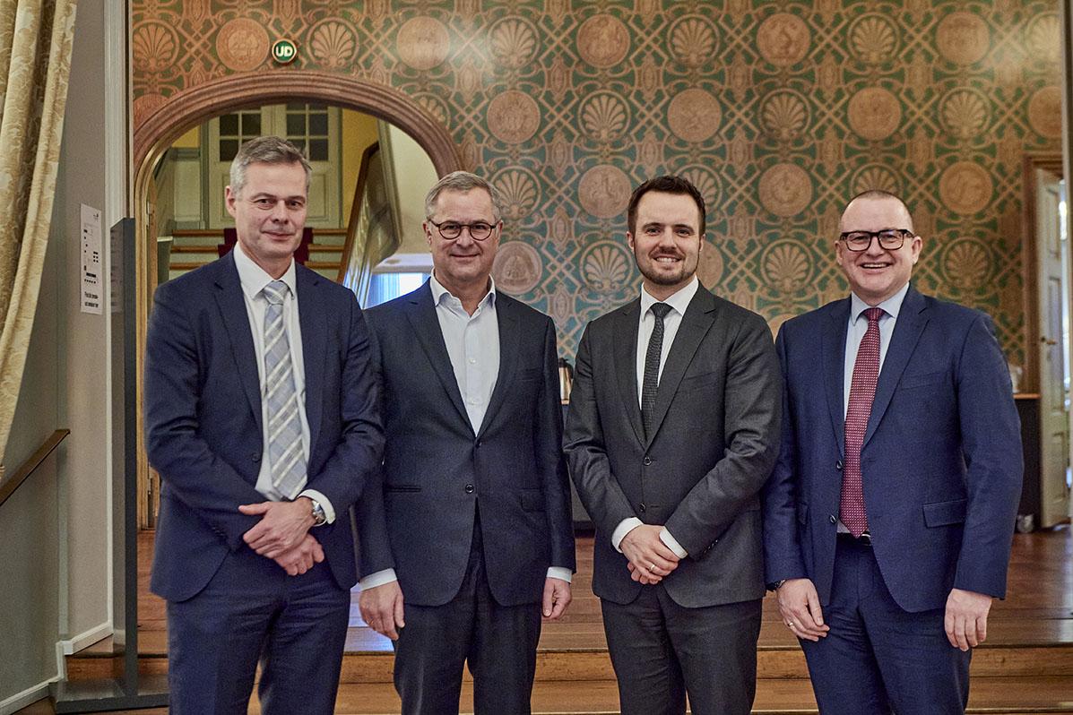 Regeringens Klima Partnerskaber Det Blå Danmark