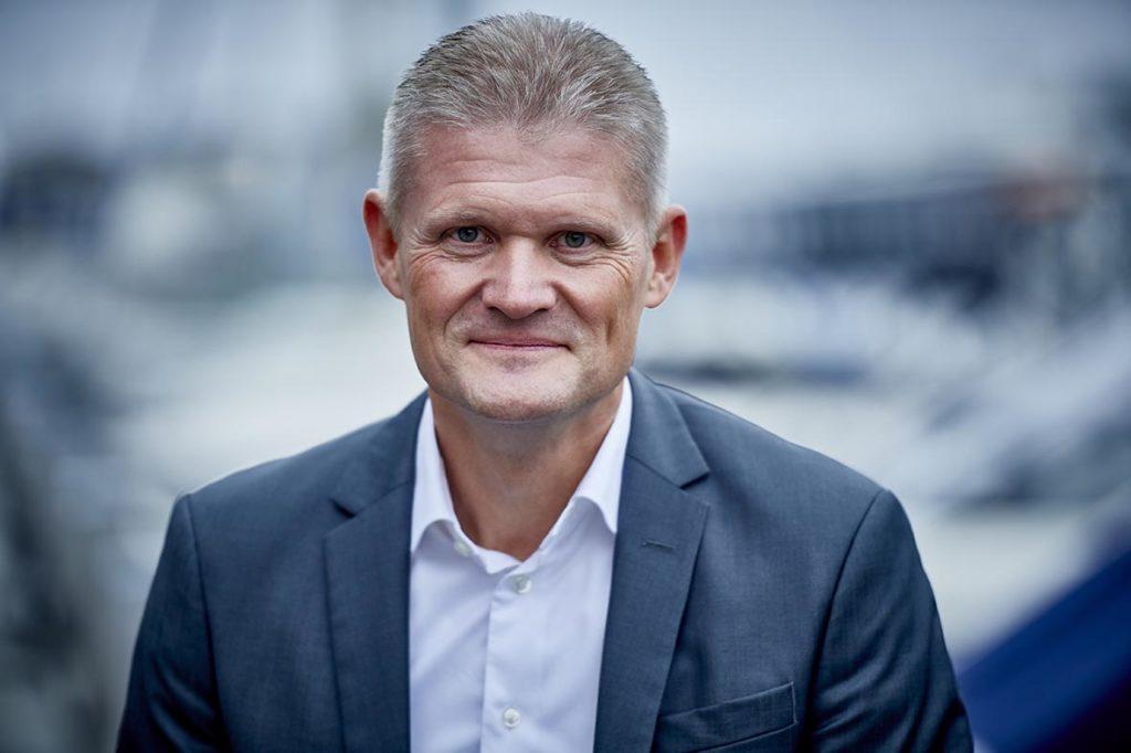 Ejner Bonderup Bestyrelsesformand Thornico Shipping