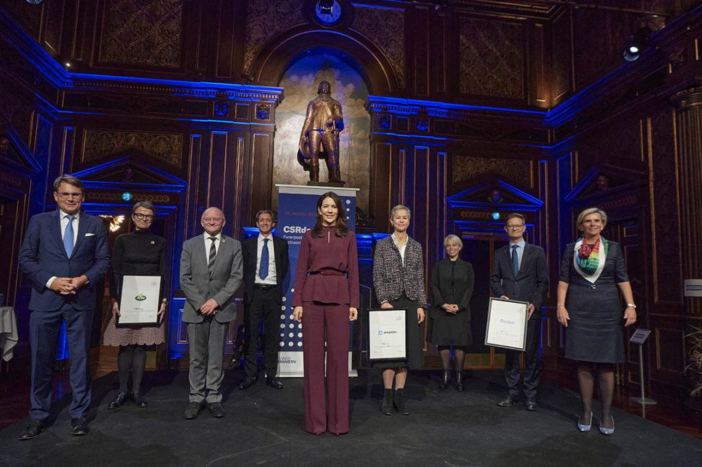 CSR 2020 med HKH Kronprinsessen