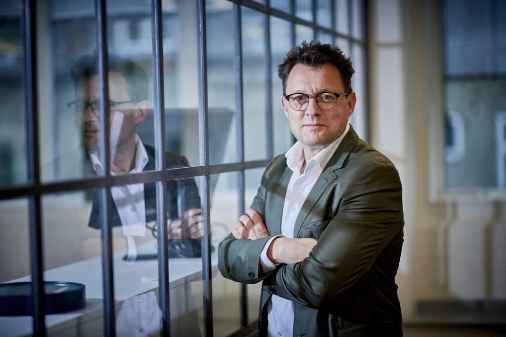 TimeLog A/S CEO Per-Henrik Nielsen